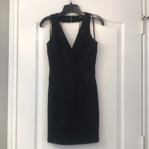 Ark & Co Black Mini Dress Small